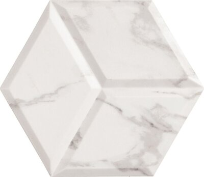 Плитка (33x28.5) Zaire Decor Carrara - Zaire