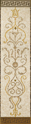 Мозаика (39.4x158) 68302 RosoneMos.Beige-oro - Exclusive