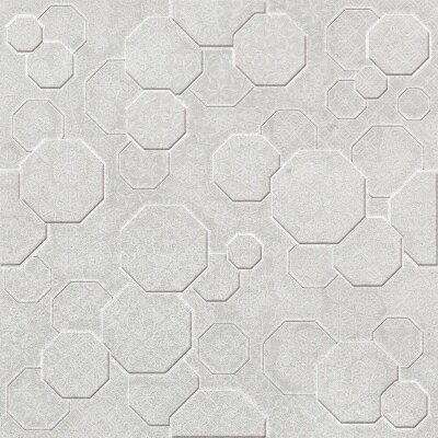 Декор (20x20) Octogono Decor Gris - Factory
