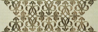 Декор (30x90) Decor 9520 Beige Guirnalda - 9520