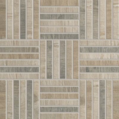 Декор (37x37) D173 RES.BEIGE 54 TESSERE - Restyle