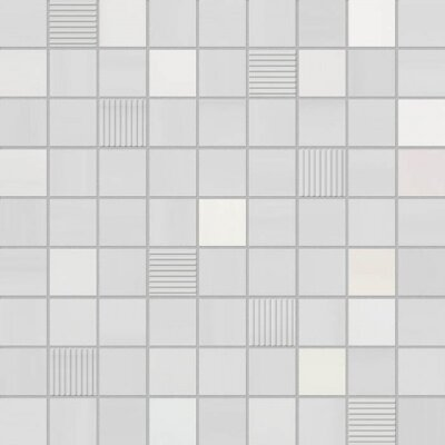 Мозаика (31.6x31.6) MOSAICO PLEASURE WHITE - Pleasure