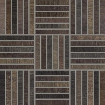 Декор (37x37) D175 RES.BROWN 54 TESSERE - Restyle