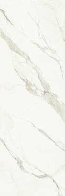 Декор (300x100) LSATMYB Cal.But.FlyBCalacattaGoldExtraLev5P - Slimtech Timeless Marble