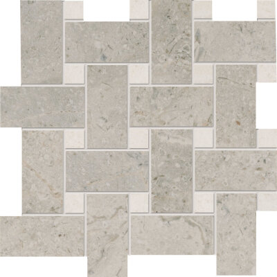 Мозаика (29.5x29.5) PIDL platinum lux intreccio diamond - Gotha