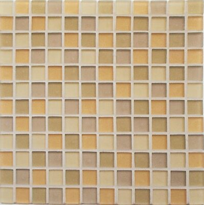 Мозаика (30x30) 03300026 Beige Frost Mix - Crystal-C