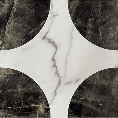 Декор (89.46x89.46) Marble 7.0 calacatta polished decor  G-1942 - Marble 7.0