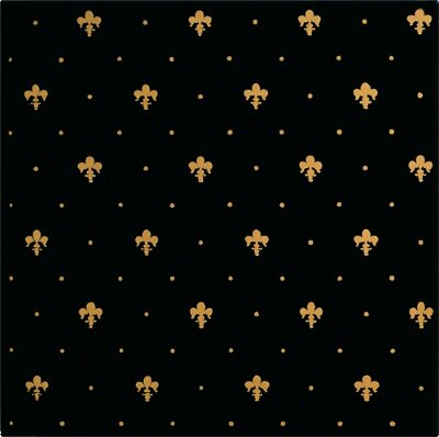 Плитка (20x20) Gll03-09 GiglioOroSuVerde - Grand Elegance Gold