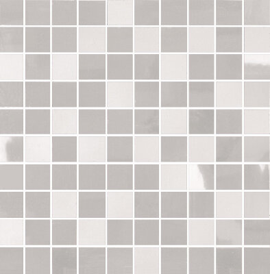 Мозаика (30x30) WORD MOSAICO MIX GRIGIO - Word