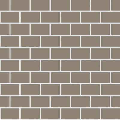 Плитка (60x60) AR6060BT BRICK TAUPE - Artwork