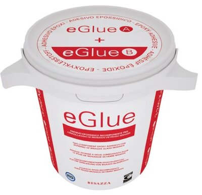 Смеси () Epoxy adhesive E GLUE (3,24 kg) - Adhesives and Grouts