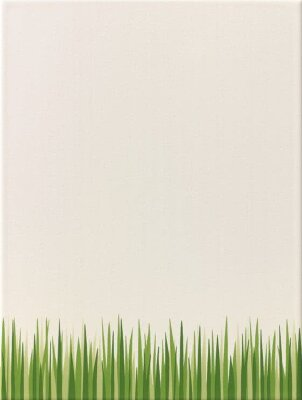 Декор (25x33) y34042001 decor grass border mat - Louis & Ella