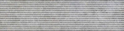 Декор (20x80) 13836- BacchetteSuRete1*80Grey - Shellstone