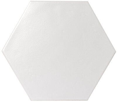 Плитка (17.5x20) KONZEPT HEXAGON TERRA BIANCO - Konzept Le Crete Color Mood