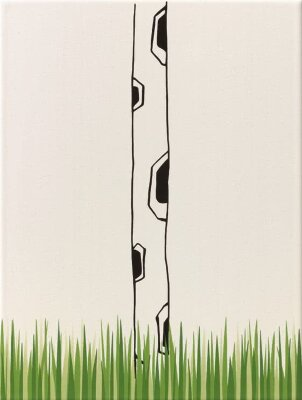 Декор (25x33) y34053001 decor giraffe neck/grass mat - Louis & Ella