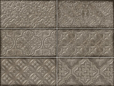 Плитка (12x24) Dante Decor Taupe - Dante