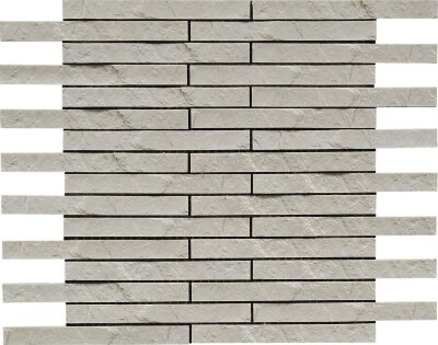 Плитка (28x30) MA 01 08 Mosaico Slate Travertino Matt - Mosaic