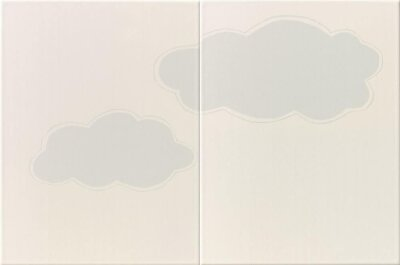 Декор (50x33) y34041001 set of 2 pcs. clouds mat - Louis & Ella