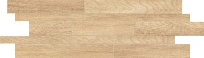 Декор (20x60) 25DB26NT2BF DecNaturWoodBrickCream - Natural