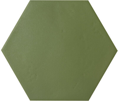 Плитка (17.5x20) KONZEPT HEXAGON TERRA VERDE - Konzept Le Crete Color Mood