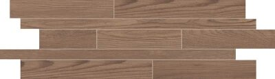 Декор (20x60) 25DB26NT5BF DecNaturWoodBrickBrown - Natural