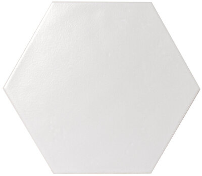 Плитка (39x45) KONZEPT HEXAGON TERRA BIANCO - Konzept Le Crete Color Mood