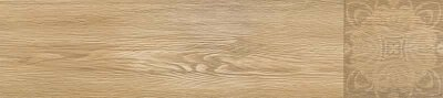 Декор (20x90) 25DAW29NT20F DecNaturalAgedWoodCream - Natural