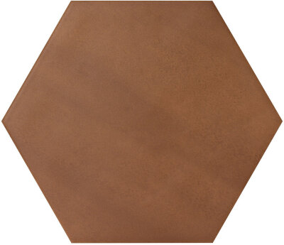 Плитка (39x45) KONZEPT HEXAGON TERRA COTTA - Konzept Le Crete Color Mood