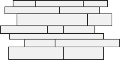 Декор (30x60) MRS3MD Marstood stone03/Brickwall matt - Marstood