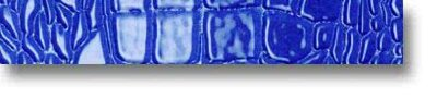 Бордюр (24x3.8) 76925- List.Crocojoyblue - Crocotiles