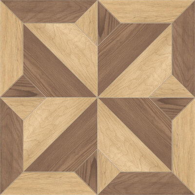 Декор (80x80) 25DWF88NTBF DecNaturalWoodFlower - Natural