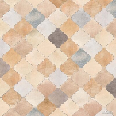 Декор (20x20) Provenzal Cameley Multicolor - Laverton