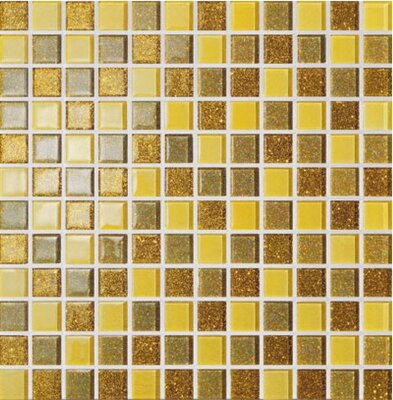 Мозаика (30x30) 233G Oro Mix - Crystal-A