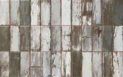 Плитка (25x40) 124208 WOODY GREY MATT - Constructa
